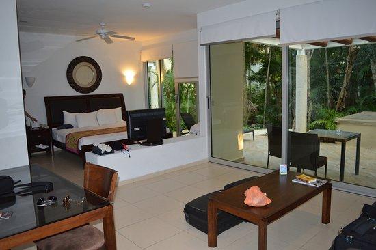 Bahia Principe Luxury Sian Ka'an: Suite Junior superior
