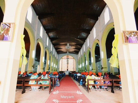 Notre-Dame of Bangui Cathedral: 20180531_215306_large.jpg