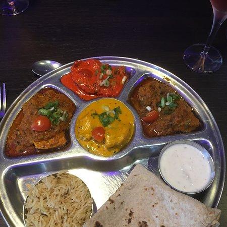 Indian Restaurant Near Haymarket