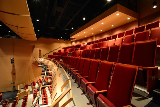 Main Theatre - Picture of The ACT Arts Centre, Maple Ridge