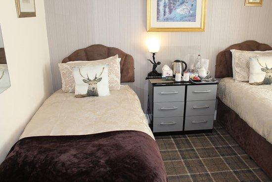 Pitfaranne Guest House : Twin ensuite Room