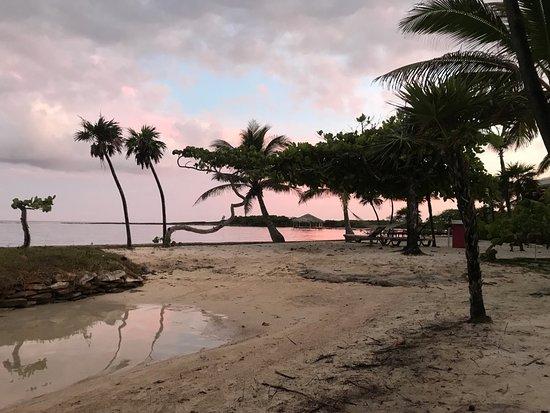 Barefoot Cay Resort & Spa: View from 2 Bedroom Villa
