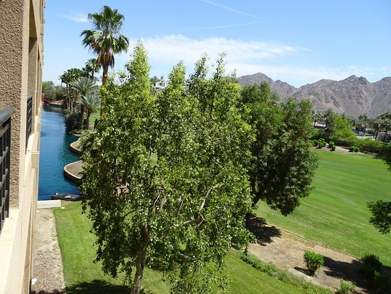 Renaissance Indian Wells Resort & Spa: Nice view