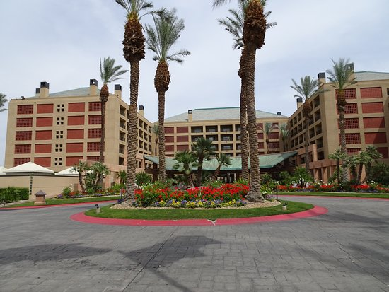 Renaissance Indian Wells Resort & Spa: Attractive hotel