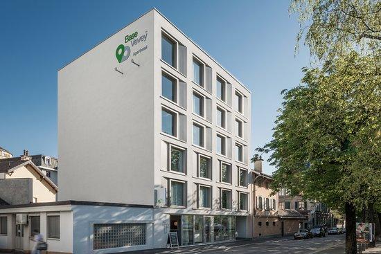 Base Vevey Aparthotel