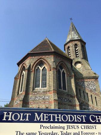 Byfords : la chiesa metodista di Holt