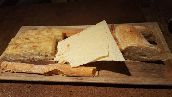 Gellius: diverse soorten brood