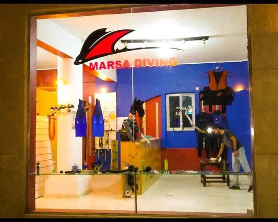 Marsa Diving Center: What's app: +2 01002080697 / Instagram: Marsa_diving / www.marsadiving.com / Info@marsadiving.co