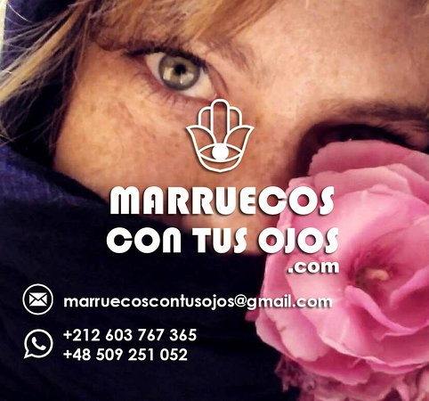 Marruecos Con Tus Ojos