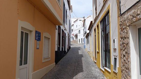 Typowa uliczka.