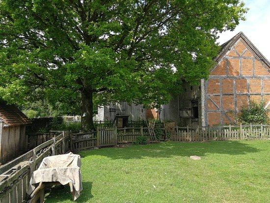 Mary Arden's Farm照片