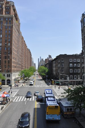 The High Line: View from high line