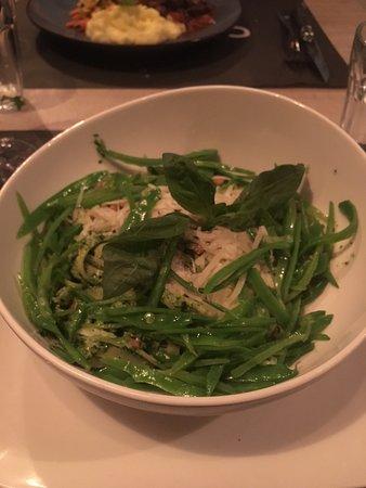 The Clipper Brasserie: Pasta Pesto