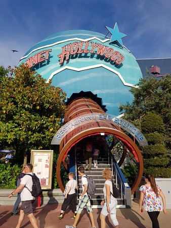 Planet Hollywood照片