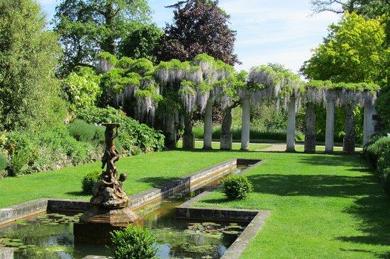 Sisley Garden Tours: Godinton House Gardens