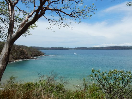Secrets Papagayo Costa Rica: Looking out on the bay.