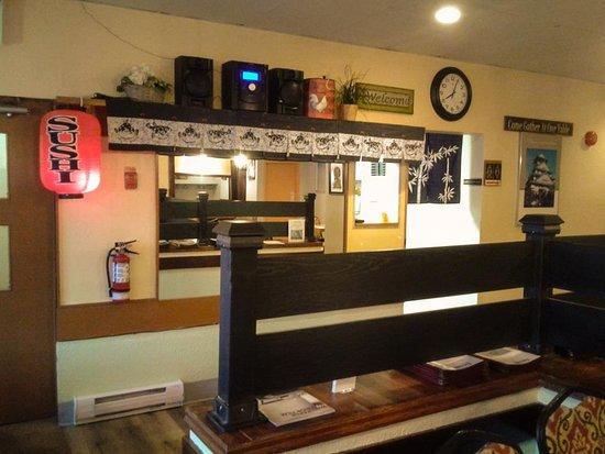 Osaka Japanese Restaurant: Back room 2