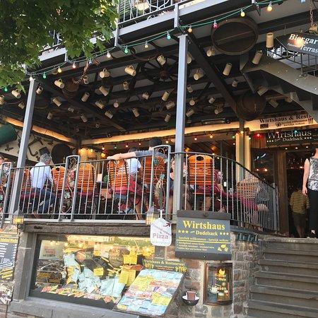 Wirtshaus & Restaurant Zum Dudelsack, Cochem - Restaurantanmeldelser - TripAdvisor