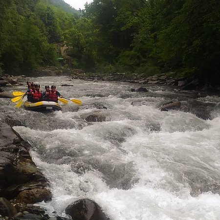 Garfagnana Rafting Photo