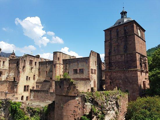ปราสาทไฮเดลเบิร์ก: Castle