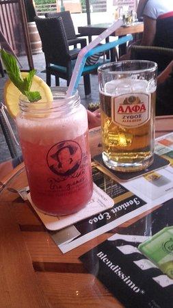 Europa Bar: delicious :)
