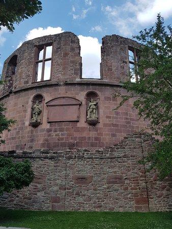 ปราสาทไฮเดลเบิร์ก: Picture
