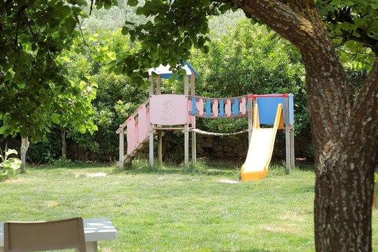 Cutrofiano, Italy: Parco giochi