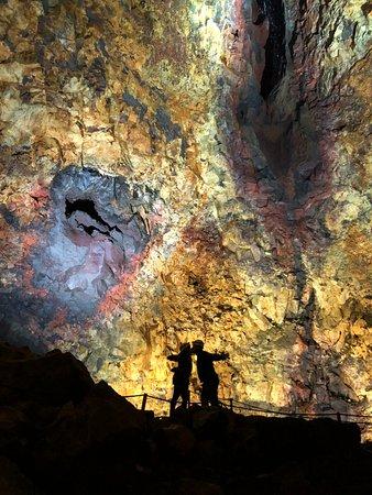 Inside The Volcano照片