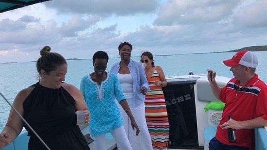 Aquaquest Escapes: this is fun I tell you...you gatta check it out! Elizabeth Harbor, Exuma Bahamas,