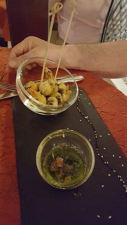 La Villa Restaurant: escargot