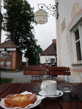 Steingaden, Niemcy: コーヒーと一緒に