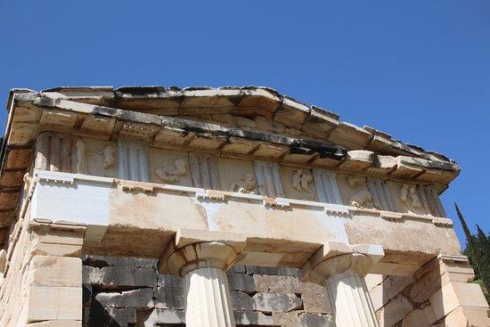 Delphi : Temple