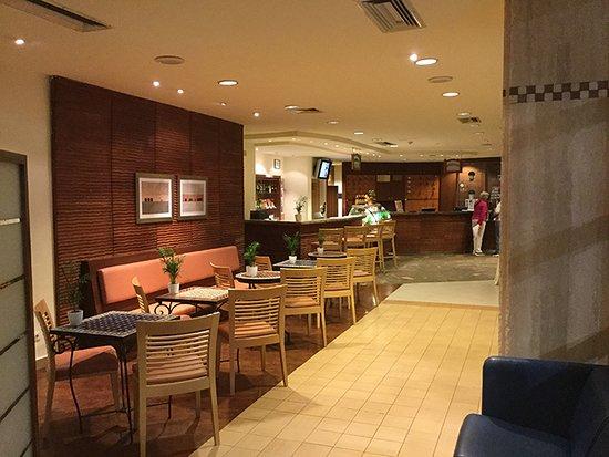 布达佩斯华美达大酒店照片