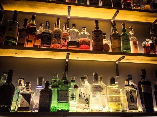 Blend: Love gin!