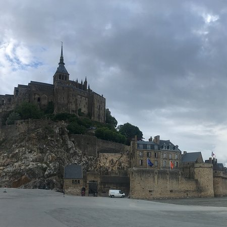 Ardevon, France: Mont Saint Michel
