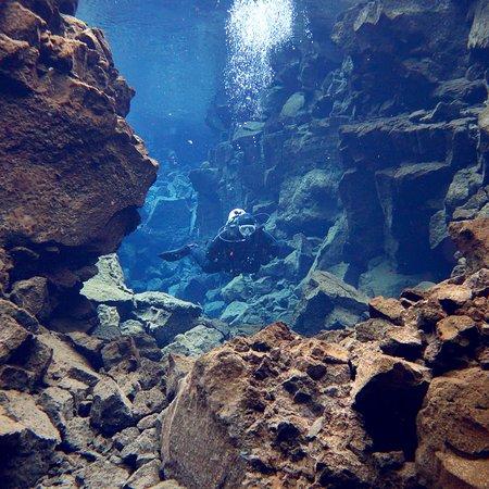 Foto Diving Silfra Tour Self Drive