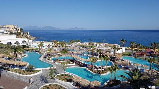 Mitsis Norida Beach Hotel: Meerblick tagsüber