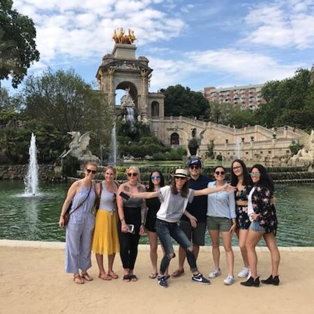 Barcelona Electric Bike Small Group Tour with Tapas and Wine Tasting Fotografie