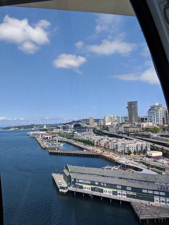 Seattle Great Wheel ภาพถ่าย
