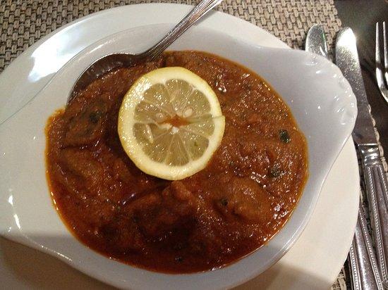 Shamoli : tasty vindaloo