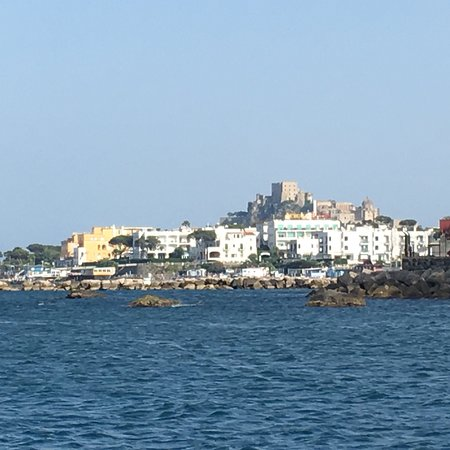 Ischia Charter Boat Photo