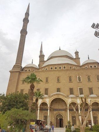 Mosque of Muhammad Ali: Vista externa