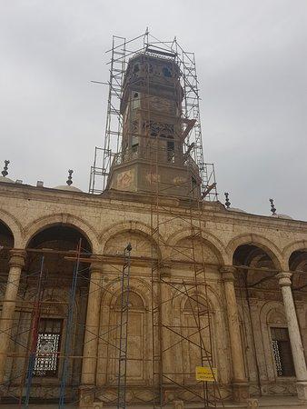 Mosque of Muhammad Ali: O relógio que nunca funcionou