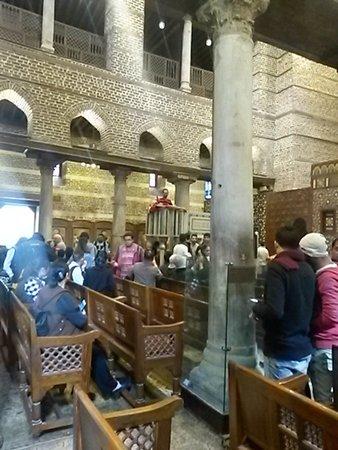 Le Vieux Caire (Quartier copte) : Hanging Church