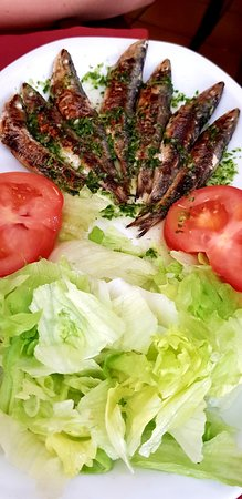 La Bombeta: Sardines