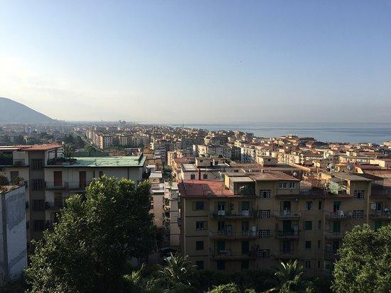 B&B Le Ginestre di Titina: Blick von der Terasse