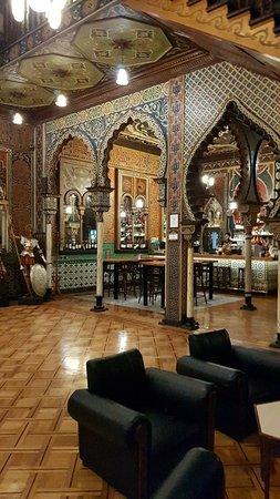 Restaurant del Casino Espanol Fotografie