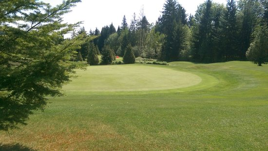 Cedar Ridge Golf Course: 6th hole