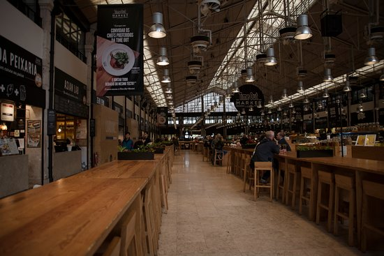 Time Out Market Lisboa ภาพถ่าย