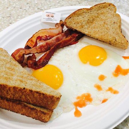 A&W: bakers classic breakfast